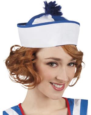 Дамски шапка на моряк