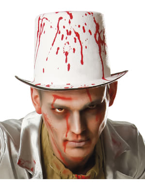 Sombrero sangriento para hombre
