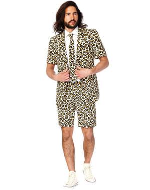 Traje de Leopardo