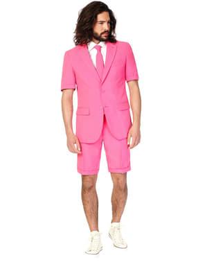 Originální oblek Opposuit pan Růžový letní verze