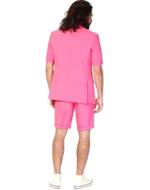 Costum barbați Roz