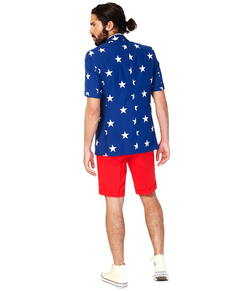 Traje Stars and Stripes Summer Edition Opposuit