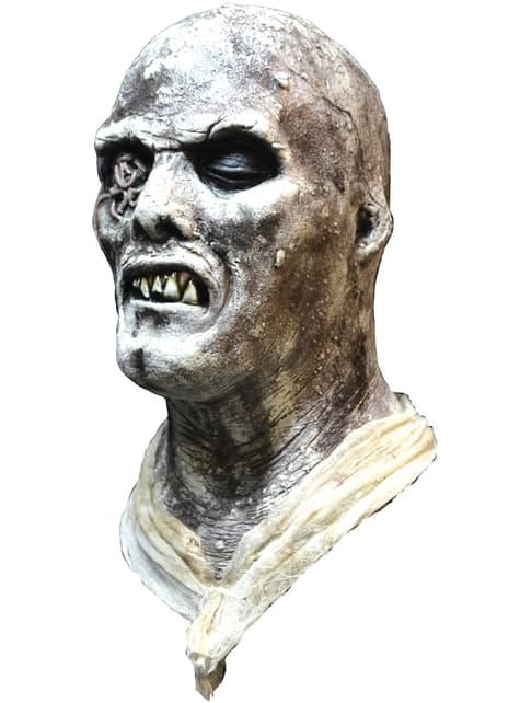 Máscara Fulci Zombie de látex - para tu disfraz