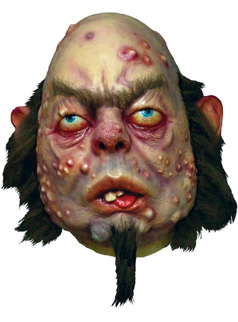 Máscara Backwoods Billy de látex