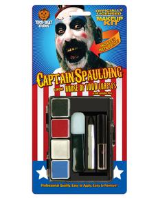 Kit de maquillaje Capitán Spaulding House of 1000 Corpses