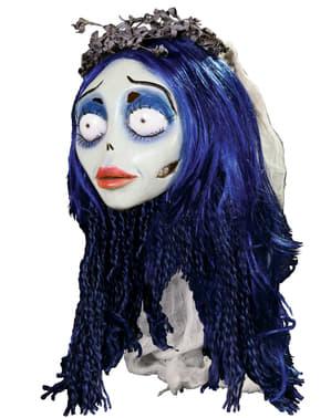 Emily Latex-Maske aus Corpse Bride - Hochzeit mit einer Leiche