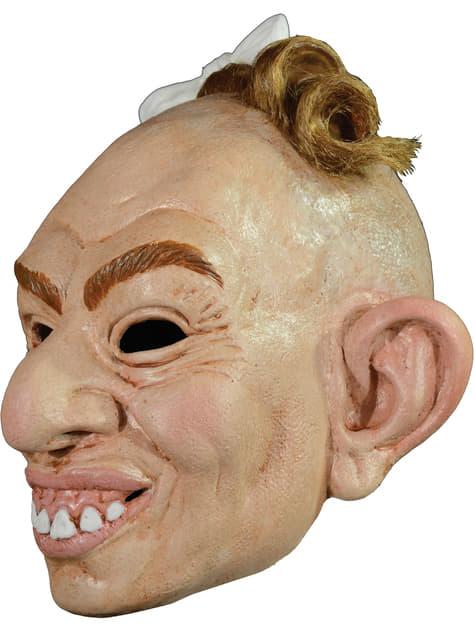 Máscara de Pepper de American Horror Story de látex - para tu disfraz