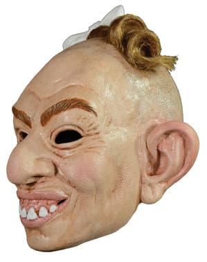 Masque Pepper American Horror Story latex