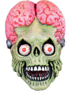 Drone Martian Mars Attacks latex mask