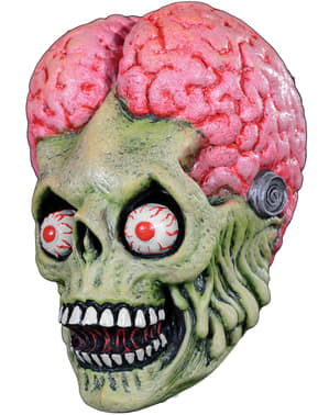 Mars Attacks Drone Martian Maske aus Latex