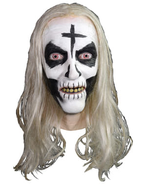 Lateksinen House of 1000 Corpses – Otis Driftwood -naamio