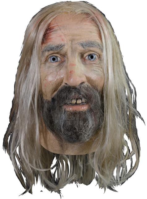 オーティスザデビルズラテックスマスクを拒否