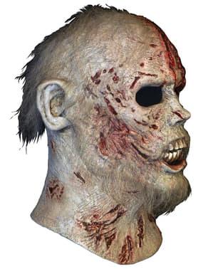 Бородатий мандрівник з маски латексу The Walking Dead