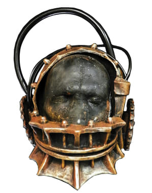 Bear trap SAW latex mask