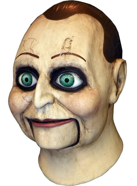 בילי המסכה בובות המלח שתיקה