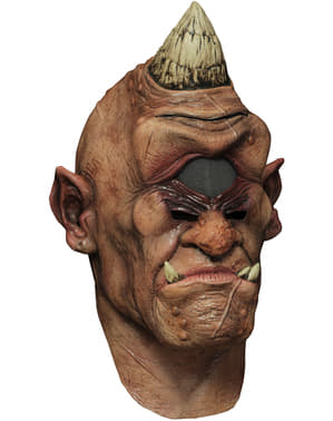 Digitale Zyklopen Maske