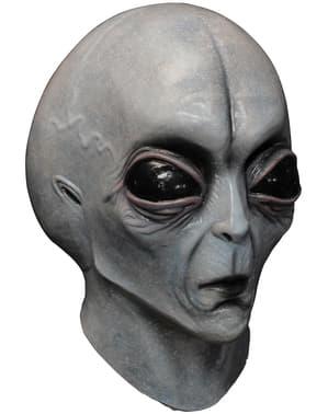 Area 51 Alien Maske aus Latex
