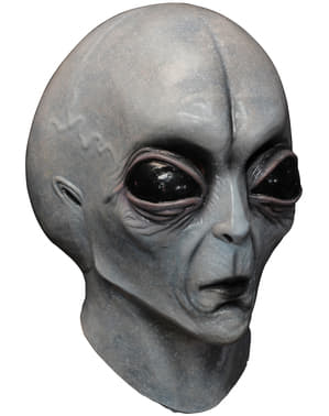 Maska mimozemšťan z Oblasti 51