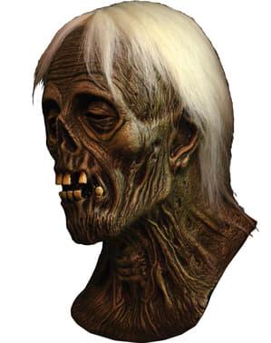 Masque Zombie sables mouvants Les Contes de la crypte latex