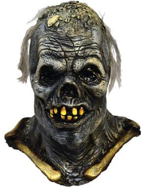 Máscara Zombie Craigmore Historias de la Cripta de látex