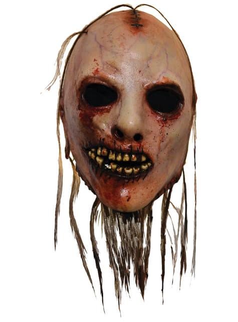 Máscara Bloody Face American Horror Story de látex