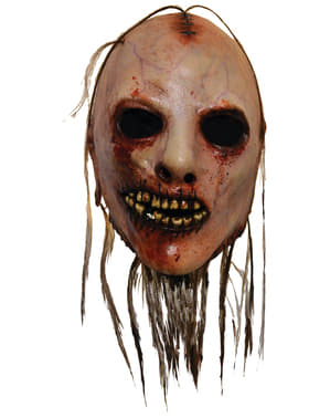 American Horror Story Bloody Face latex maske