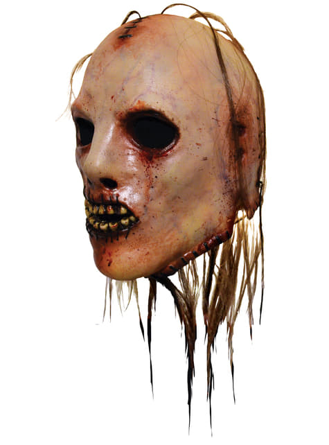 Máscara Bloody Face American Horror Story de látex - para tu disfraz