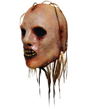 Face Bloody American Seram Story latex mask