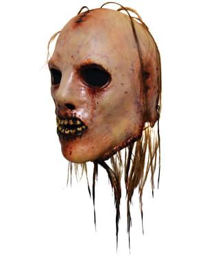 """Латексова маска на кърваво лице от """"Зловеща семейна история"""""""