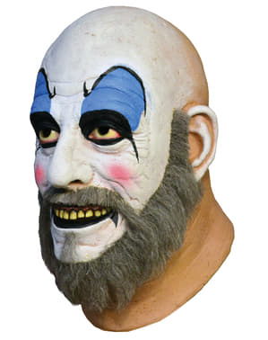 Latexová maska kapitán Spaulding (Dům tisíce mrtvol)