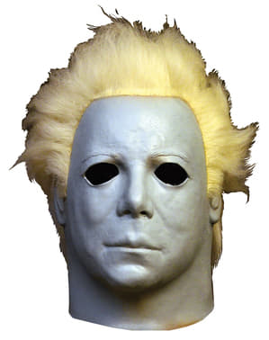 Ben Tramer Halloween II latex mask