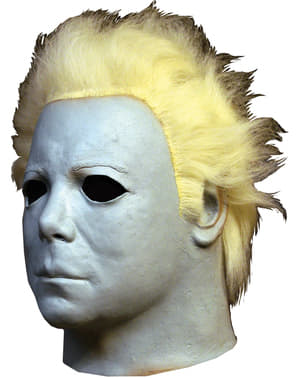 Ben Tramer halloween II naamio lateksista