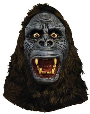 King Kong lateksinaamio