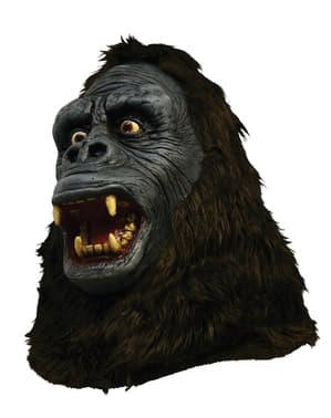Máscara de King Kong em látex