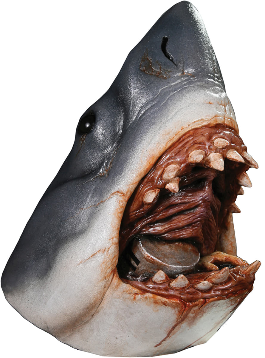 Masque Requin Latex