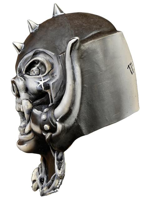 Máscara Warpig Motorhead de látex - para tu disfraz