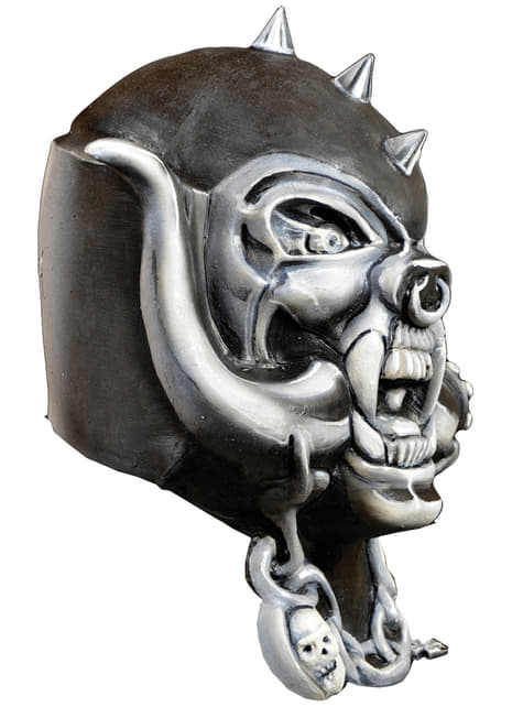 Máscara Warpig Motorhead de látex - original