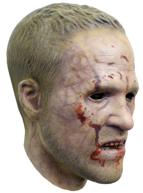 Máscara de Merle de The Walking Dead em látex