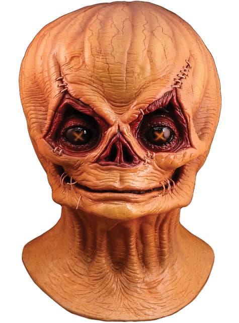 ラテックスサムマスクされていないかかしマスク