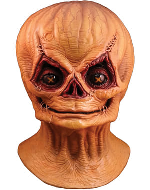 Latex Sam Unmasked Scarecrow Mask