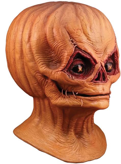 Máscara de Espantapájaros Desencapuchado de látex Demonio Sam