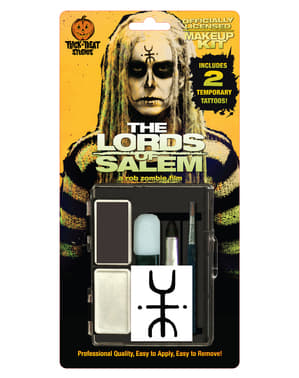 Heidi The Lords of Salem make up kit