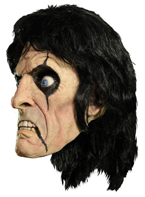 Латексная маска Alice Cooper