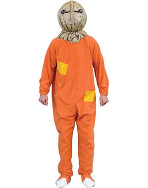 Sam Strašiak kostým