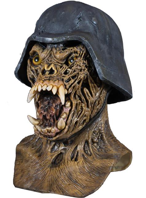 Máscara Waremonger Un hombre lobo americano en Londres de látex - para tu disfraz