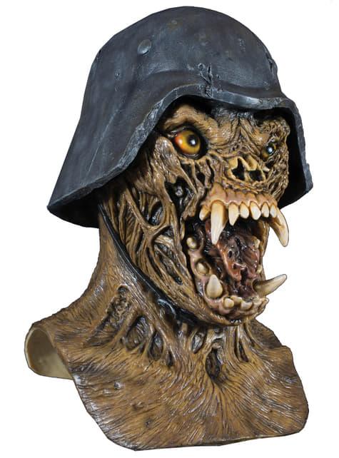 Máscara Waremonger Un hombre lobo americano en Londres de látex - barato
