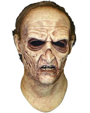 Máscara de El Carnicero de La tierra de los muertos vivientes de látex