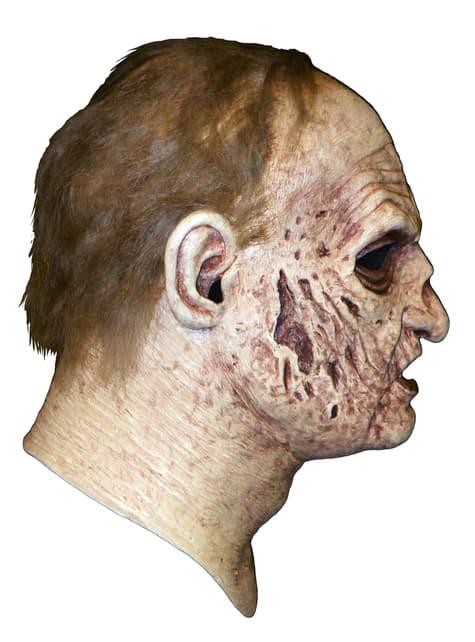 Máscara de El Carnicero de La tierra de los muertos vivientes de látex - para tu disfraz