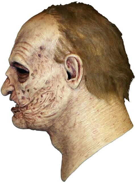Máscara de El Carnicero de La tierra de los muertos vivientes de látex - original