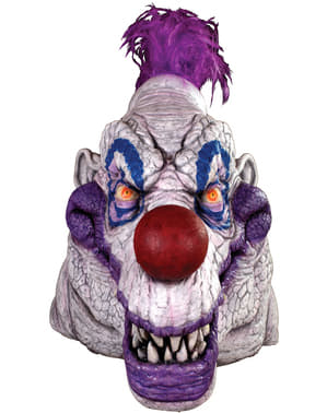 Killer Klowns from Outer Space Klownzilla latex maske